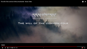 The will of the common folk video